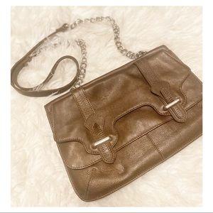 Esprit - Leather Crossbody Bag